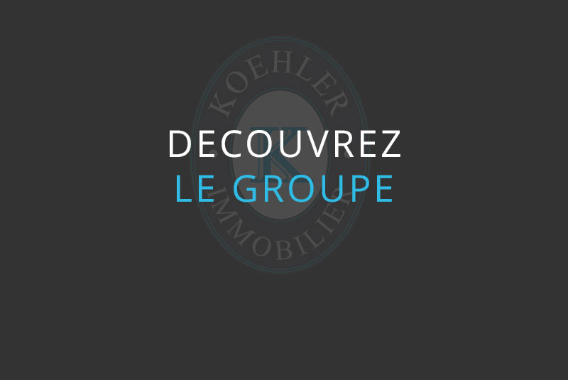 Le groupe Koehler Immobilier